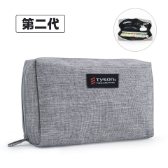 Storage bag with multi pockets functional small size