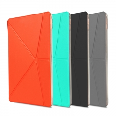 Rocontrip Apple iPad Pro 10.5 2017 Tablet Covers Fold  PU Leather Tablet Case
