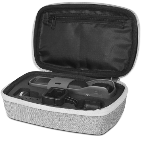 ROCONTRIP DJI OSMO Pocket Drone Portable Handheld Hard Bag Storage Carry Case