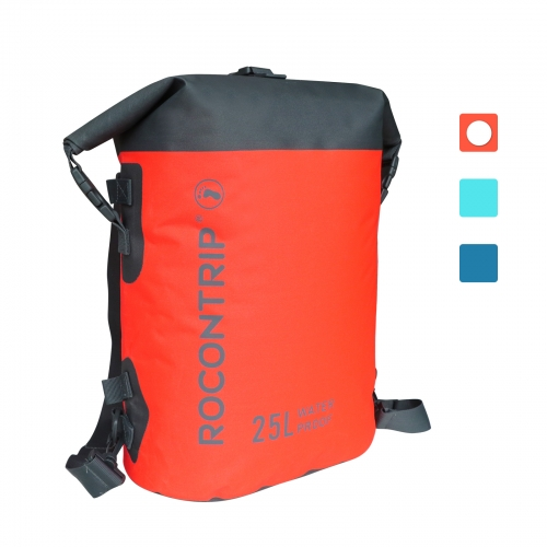ROCONTRIP Premium Waterproof Bag, Sack with long adjustable Shoulder Strap Included, Perfect for Kayaking Boating Canoeing Fishing Rafting Swimming Ca